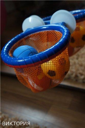 Обзор игрушек с 6 мес до 1 года.