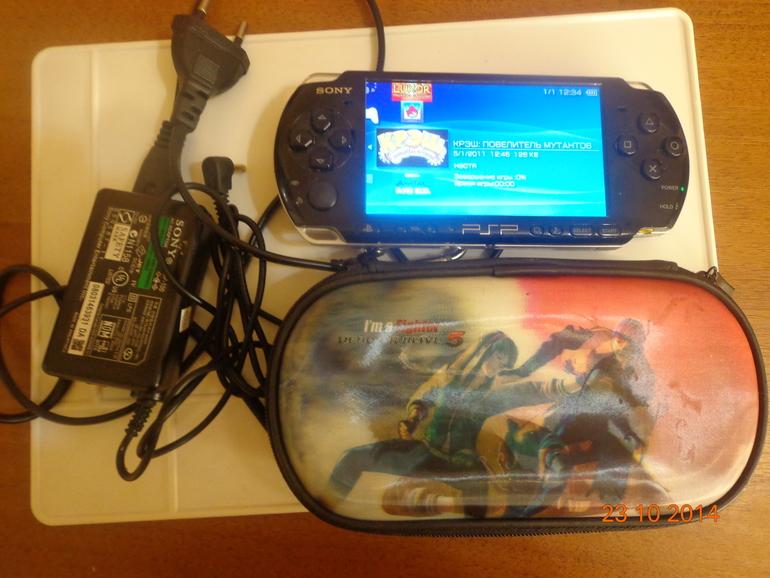 USB-кабель для зарядки и обмена данными для Sony PSP