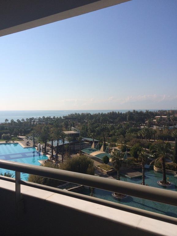 Две недели, два отеля. Crystal De Luxe Resort & Spa 5* и Concorde De Luxe Resort 5* Часть четвертая.