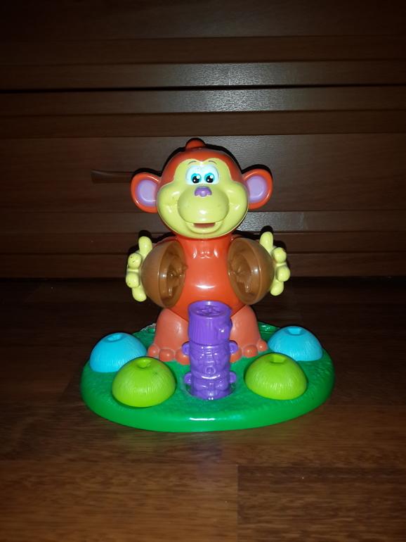 Набор Play-Doh (Плей-До) «Озорная обезьянка» Hasbro