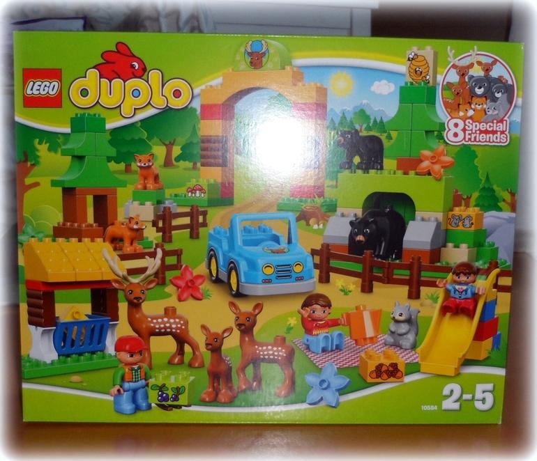 Мой отзыв о LEGO® DUPLO®.