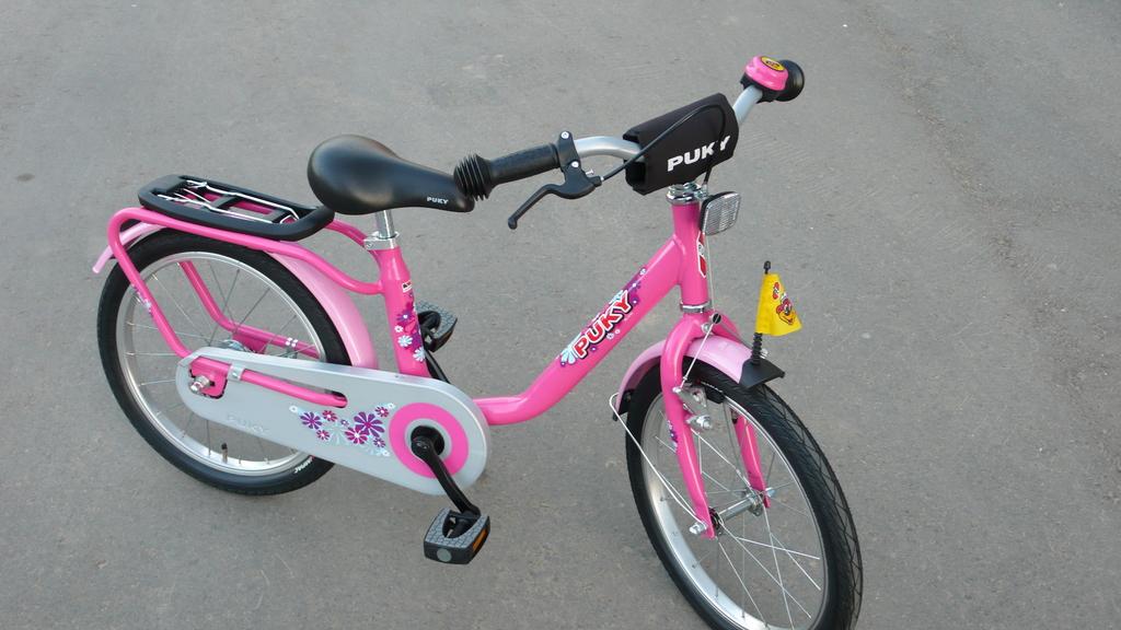 Велосипед Puky 18