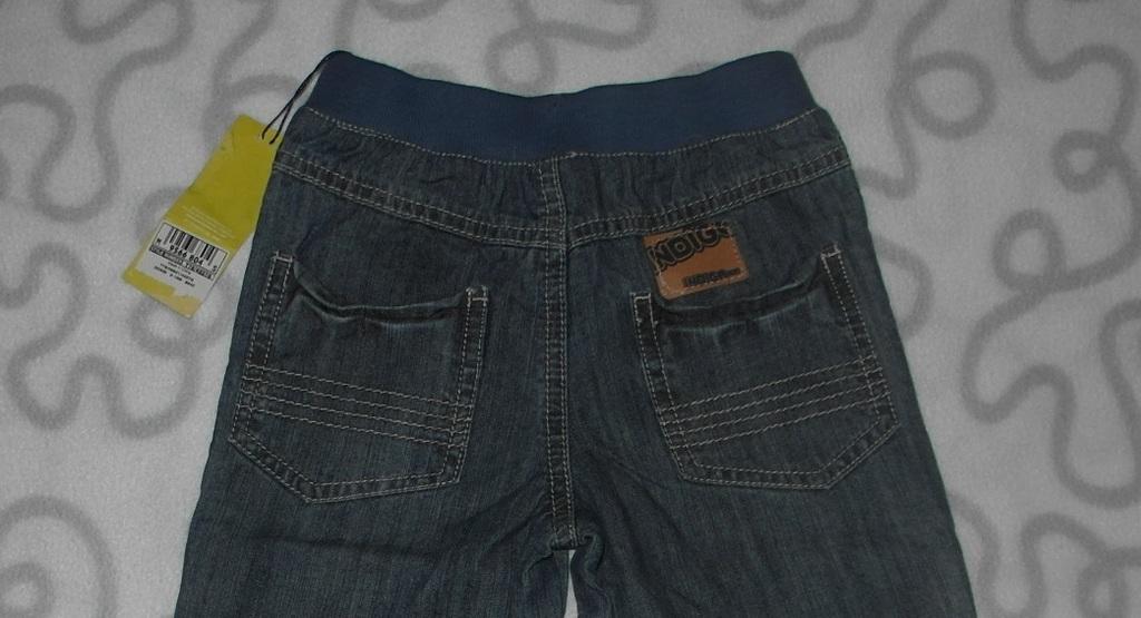 Новые джинсы на резинке Marks&Spencer, 9-12 мес.