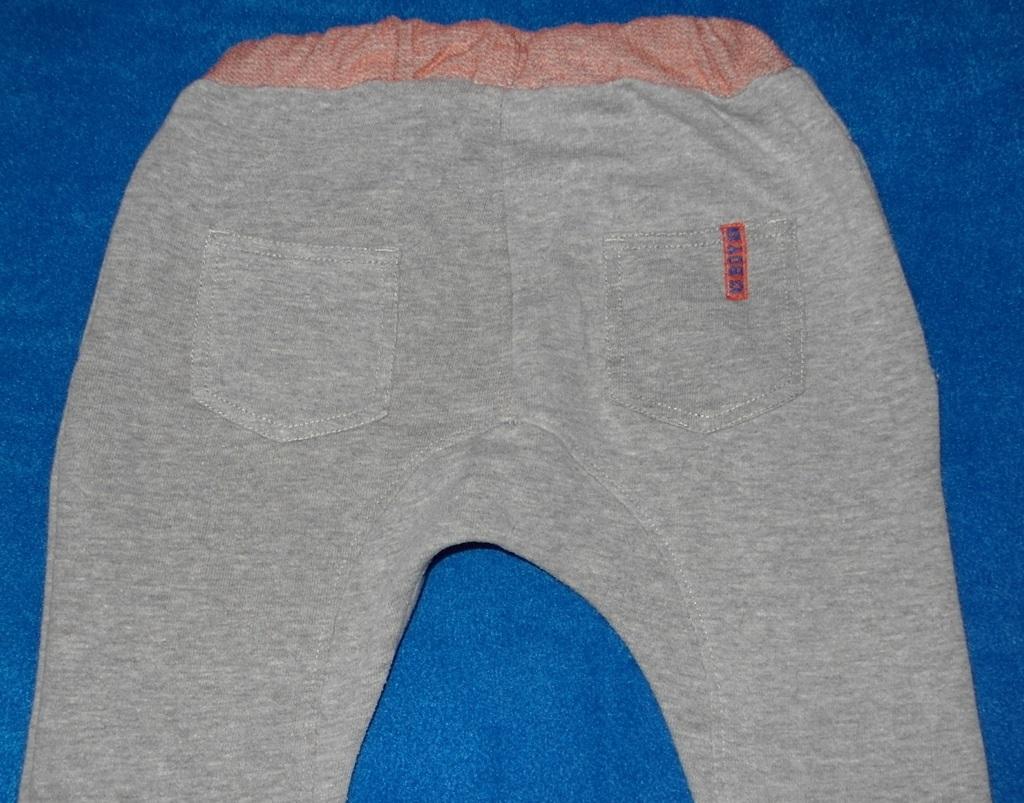 Штаны тонкие Kidkanai, 86-94 см