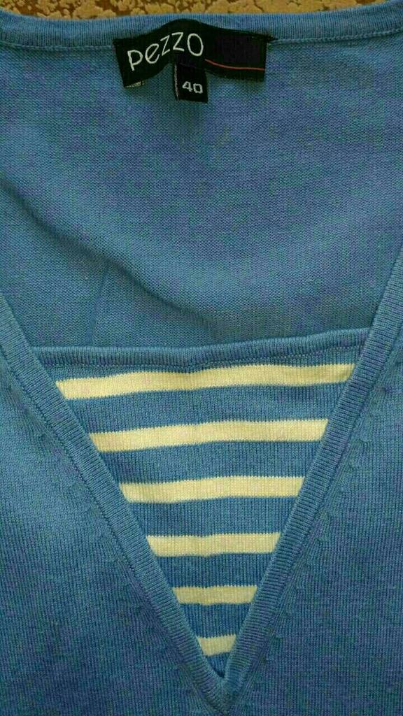 Пуловер Pezzo, р.46