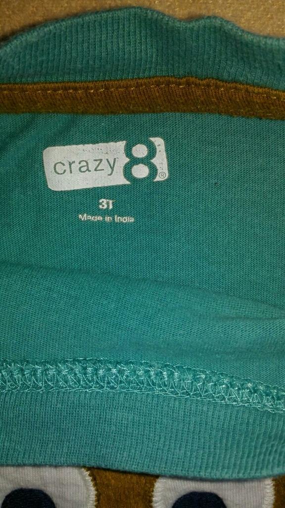 Лонг Crazy8, p.3Т