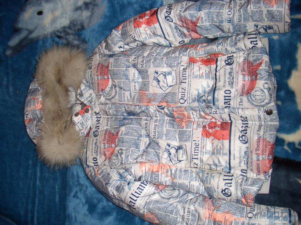 Куртка Гальяно размер 14 лет