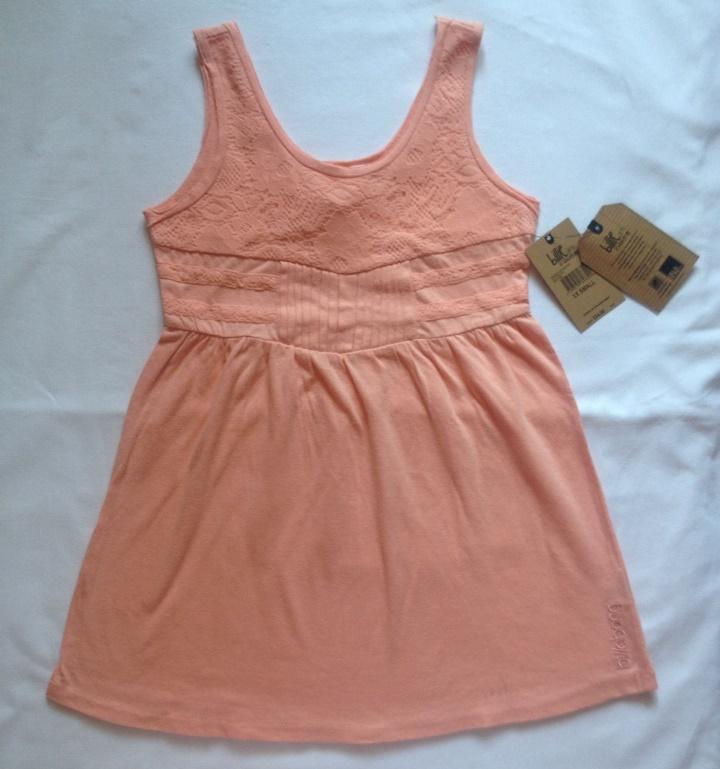 Сарафан персикового цвета (новый)