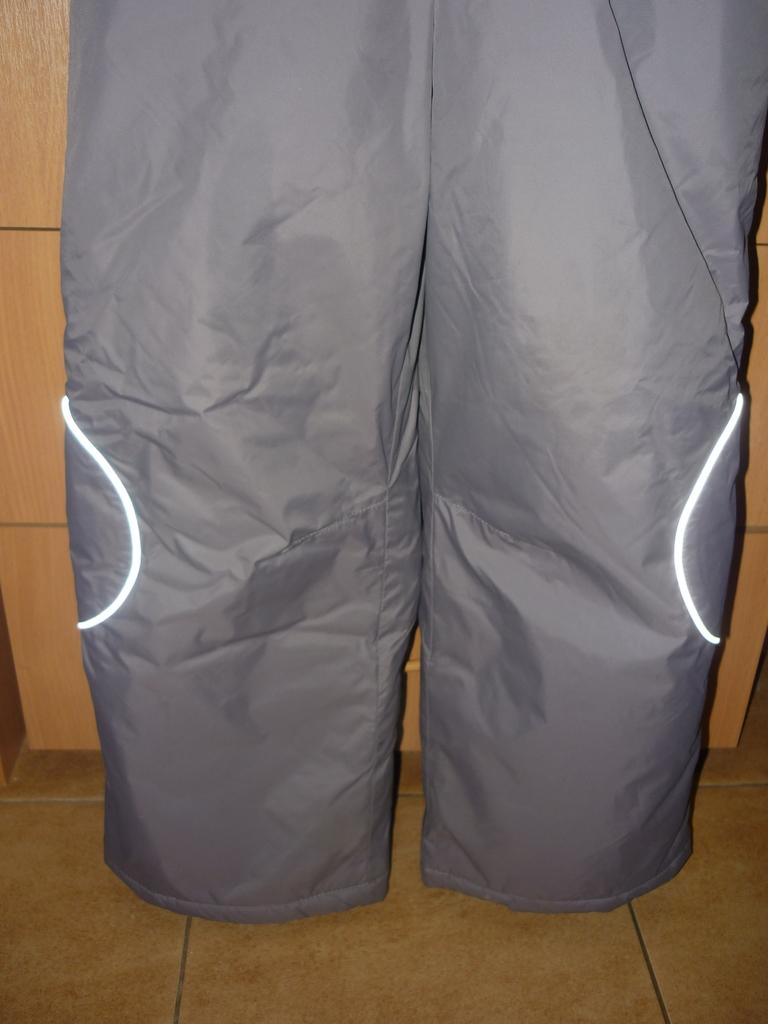 Полукомбинезон ф.Kerry серые.134 см,