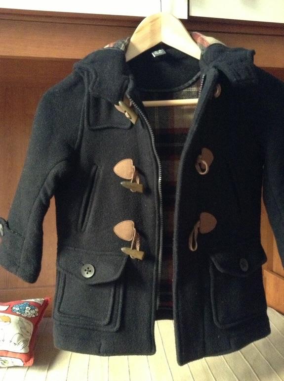 Zara пальто на мальчика 3-4 года