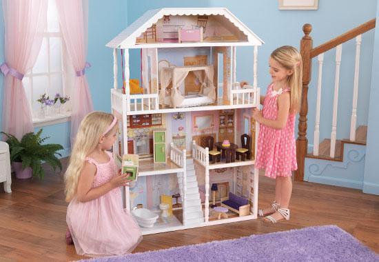 Кукольные домики Kidkraft , кухни, железные дороги