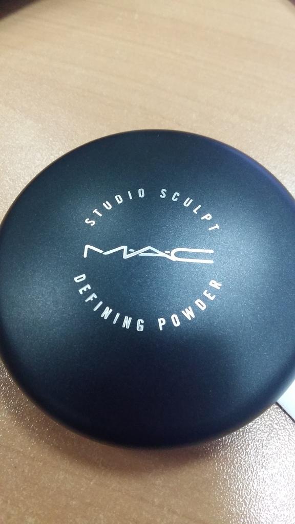 Mac studio sculpt пудра гелевая для лица мак