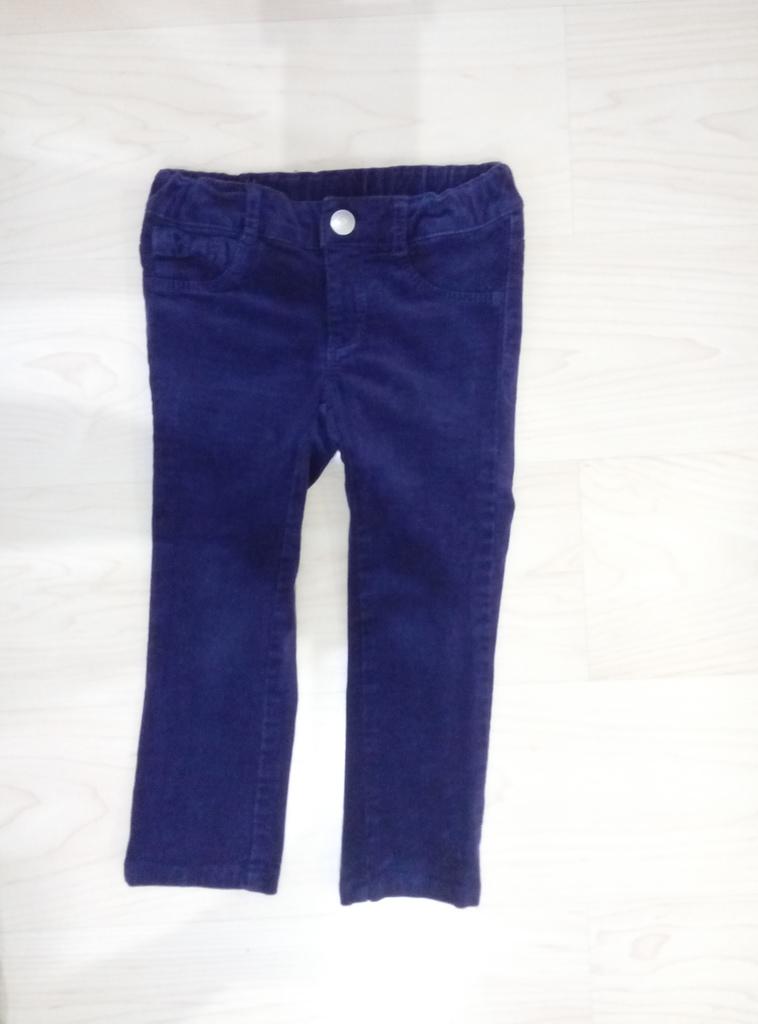Вельветовые джинсы Gymboree (США)