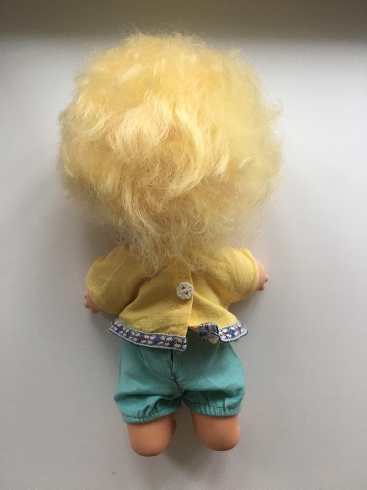 Кукла фабрики 8-ое Марта