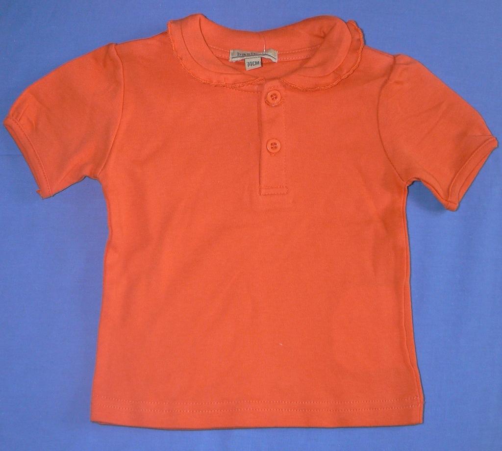 Новые футболки с этикетками для девочек