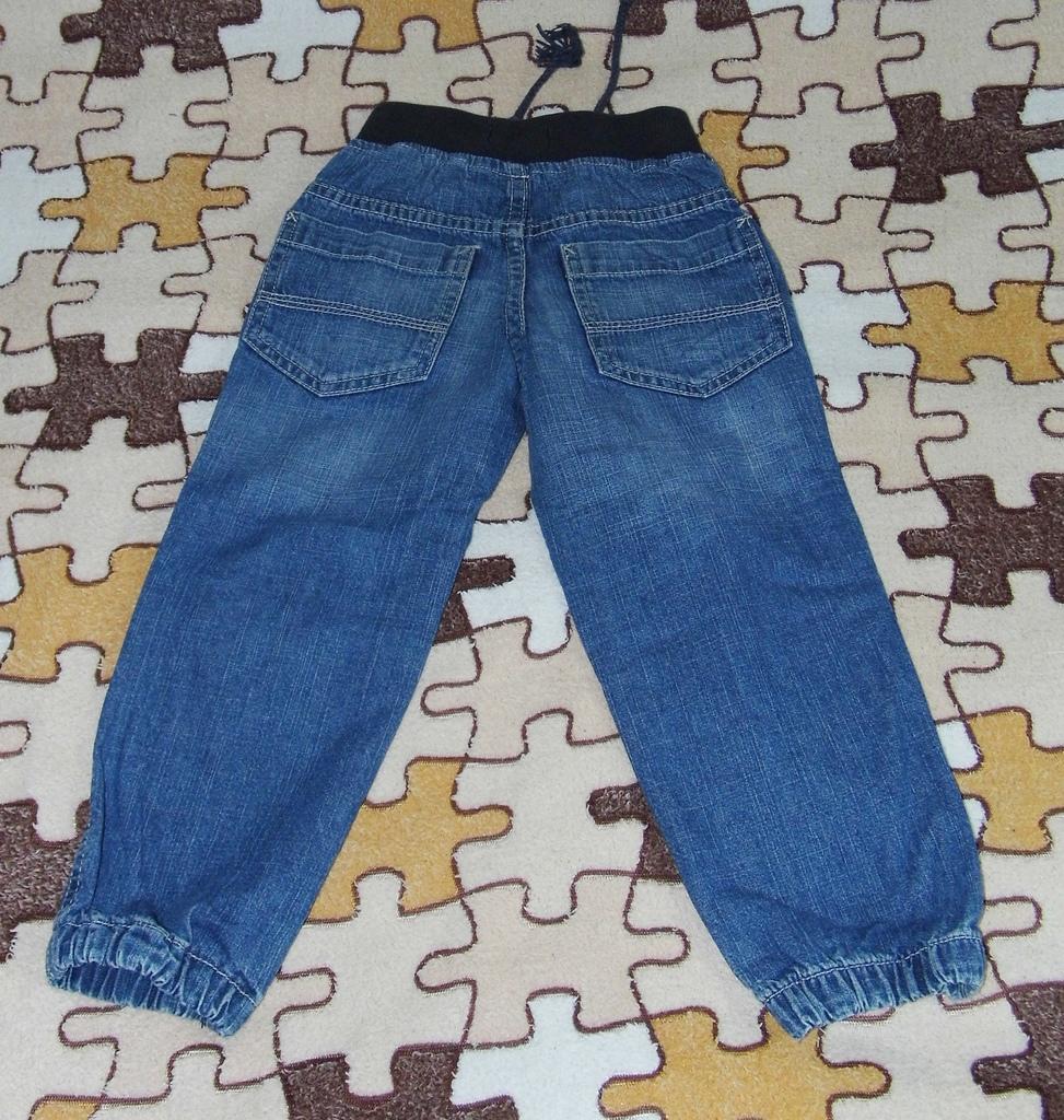 джинсы летние без подкладки пояс на резинке + в ни