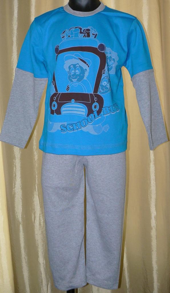 Пижама детская новая с этикетками  р.104-110