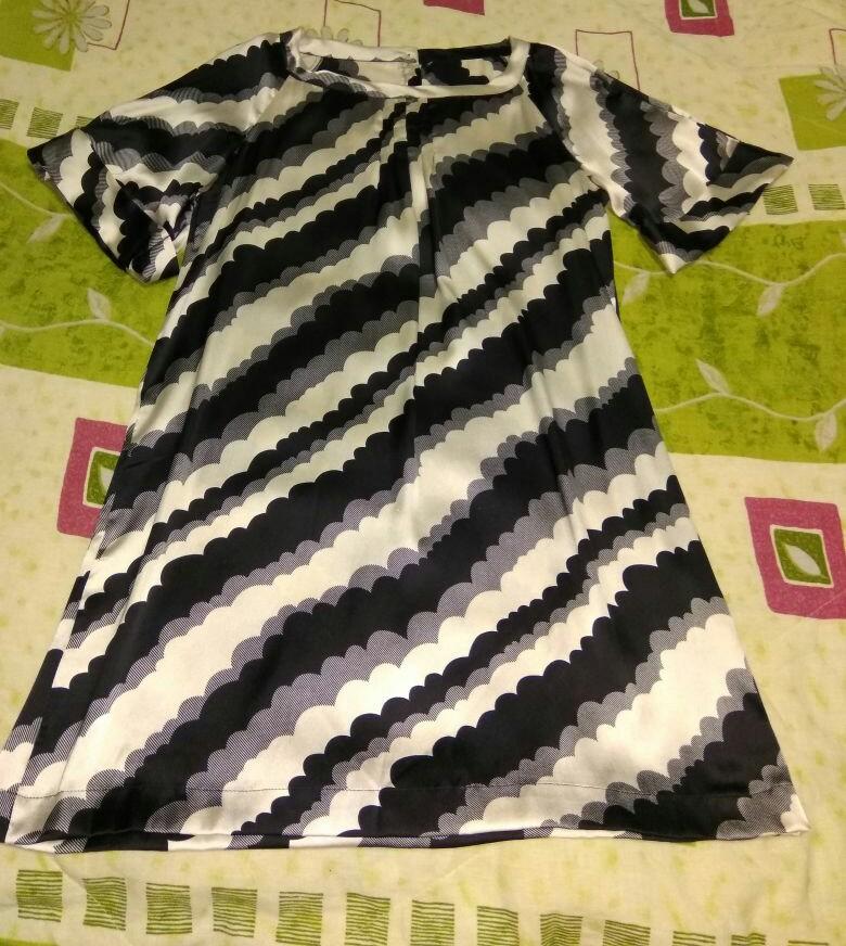 Платье лёгкое свободный покрой р.44-46