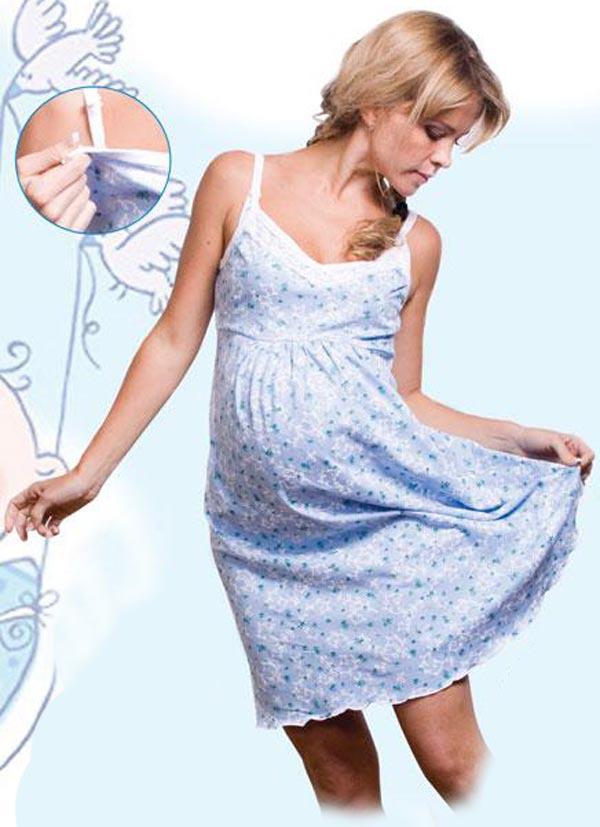 Сорочки для беременных и кормящих мам