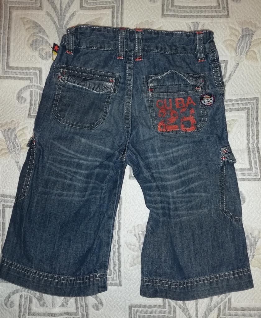 Шорты - Бермуды - бриджи джинсовые р. 110-116, отд