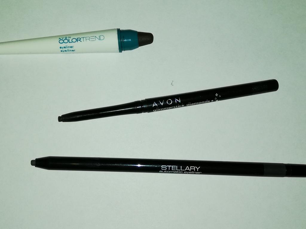 Отдам Три карандаша для глаз...