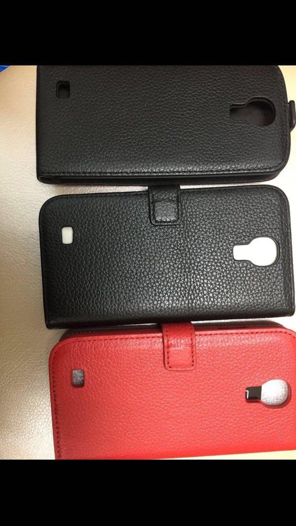 Чехол Samsung Galaxy S4 кожа