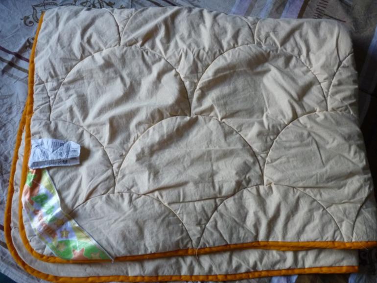 Детское одеяло Винни.