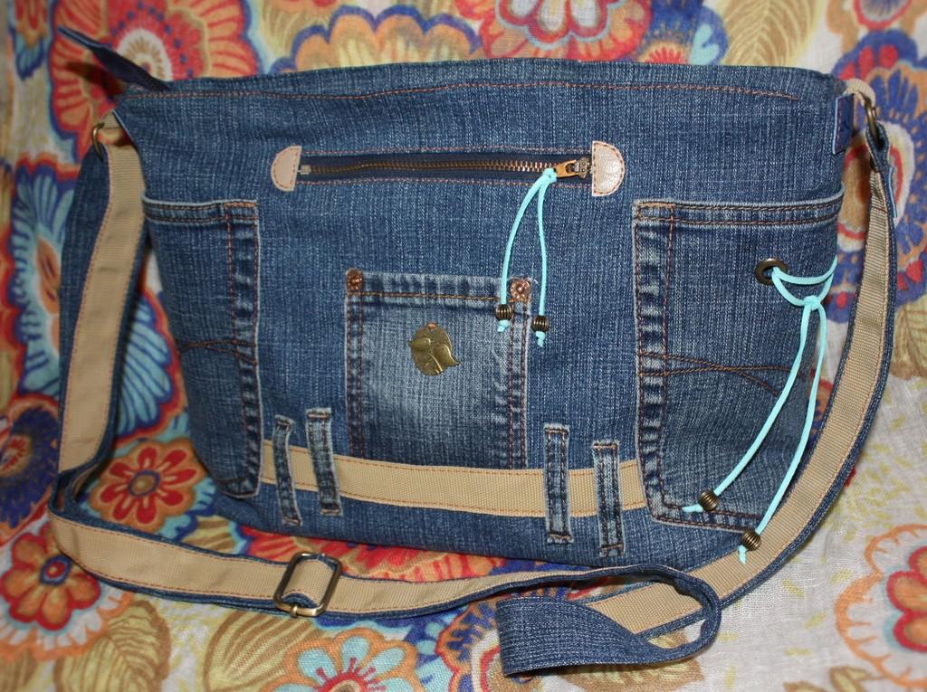 Купить джинсовую сумку китай