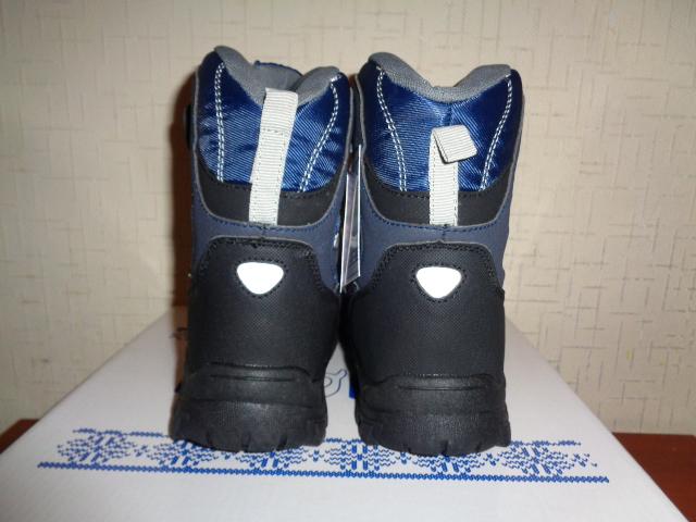 Ботинки Mursu зима мембрана