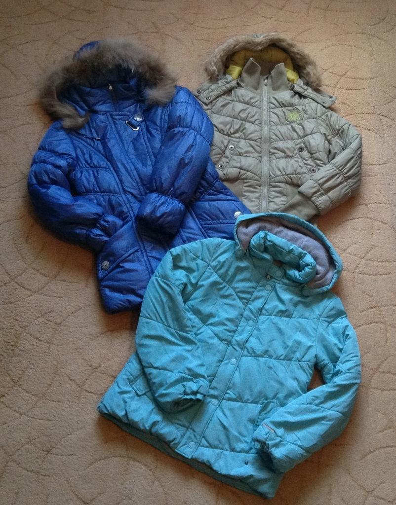 💚 Куртки на девочку, разные сезоны-146-152 💛