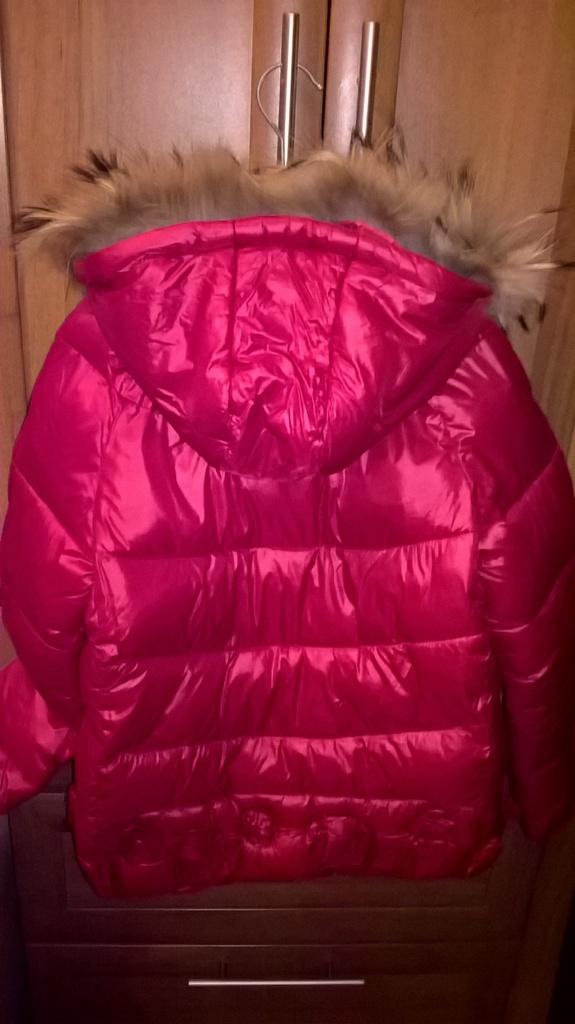куртка To Be To + комплект шапка и снуд