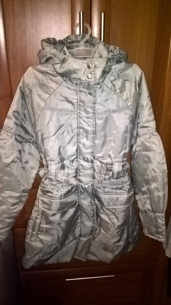 легкое пальто Мир детства
