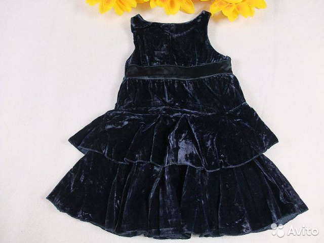 Новое платье Monnalisa р. 6 лет. 120 см оригинал
