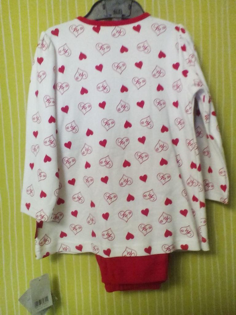 Новая пижама Mothercare Disney 18-24 м