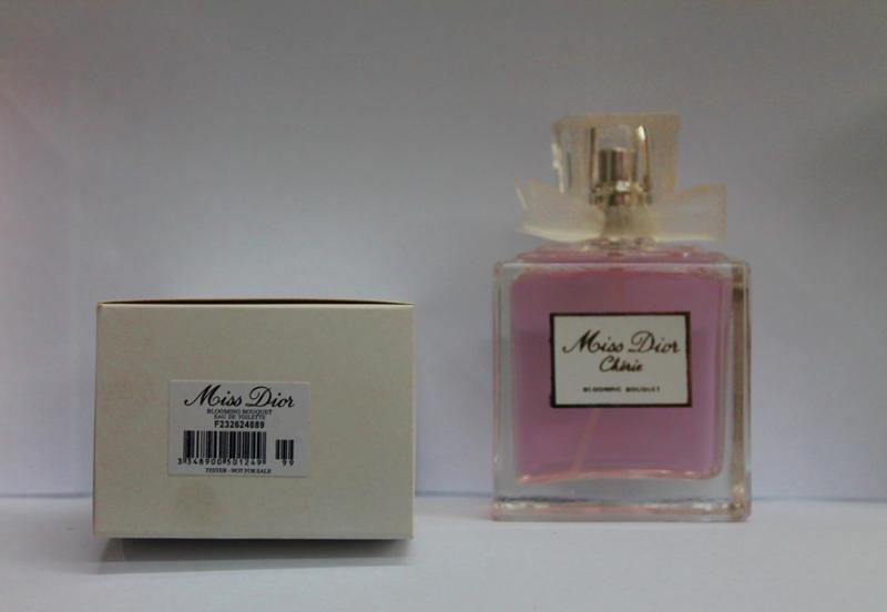 Тестер Miss Dior Cherie Blooming Bouquet 100 ml