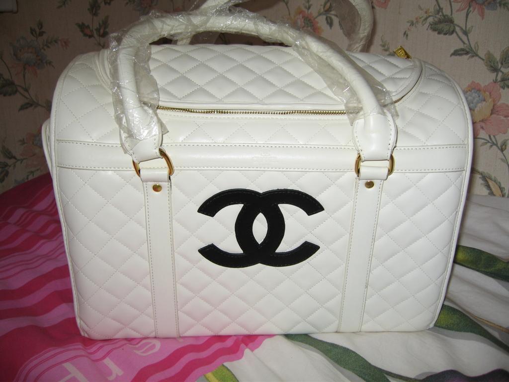 Сумка Chanel белая: купить недорого копия продажа, цена в