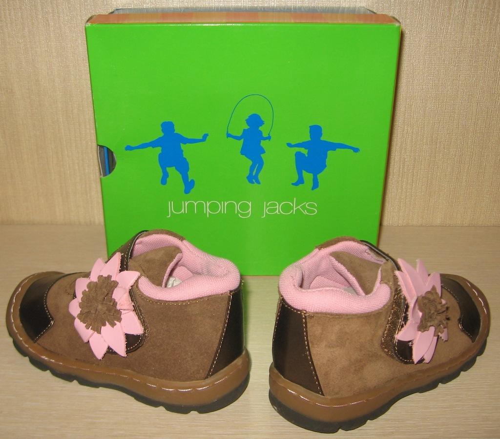 Ботинки Jumping jacks(США) новые