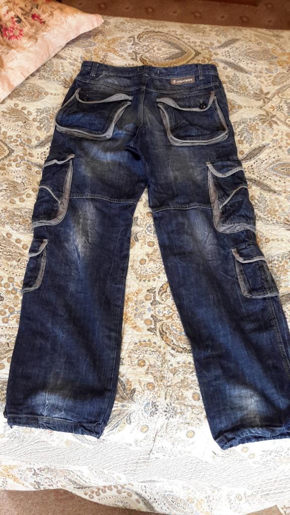 Джинсы Prodigy мужские размер W32 L34 модель 2754