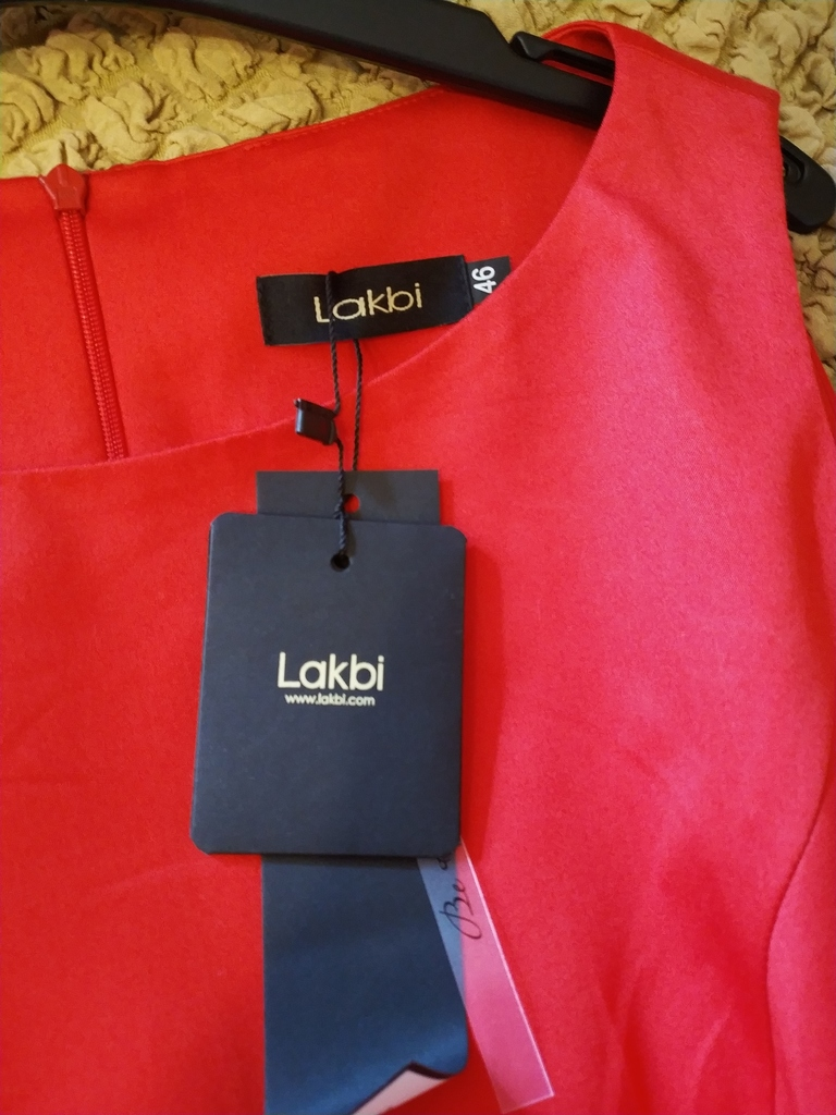 Платье Lakbi размер 46