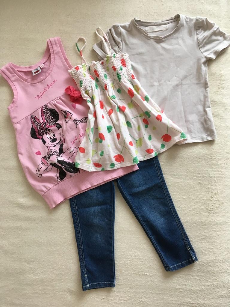 Платье юбка джинсы футболка Zara Mothercare