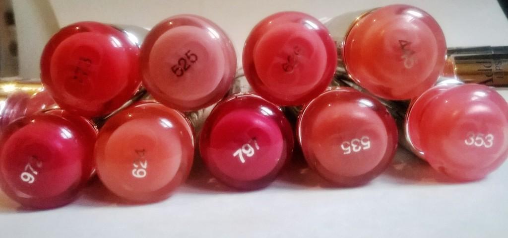 Dior Rouge губная помада увлажняющая