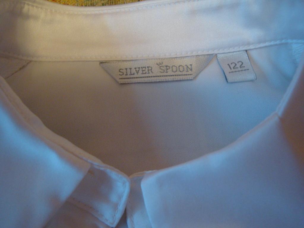 Школа  (silver spoon) р122-128 см