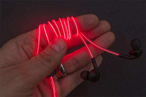 Luminous - Светящиеся наушники