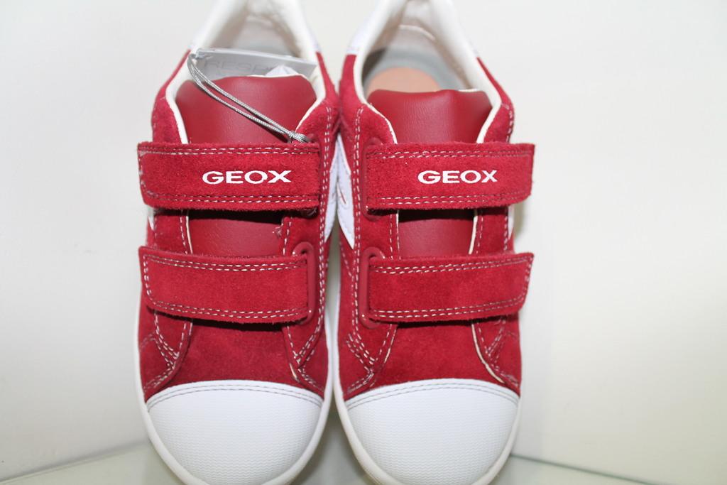 новые кеды geox размер 31