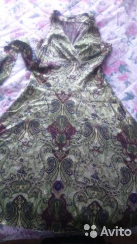 Нарядное платье + джемпер для мероприятий рр 44-46