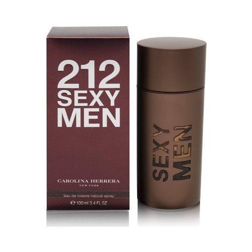 Carolina Herrera 212 Sexy Men 100 ml Новая