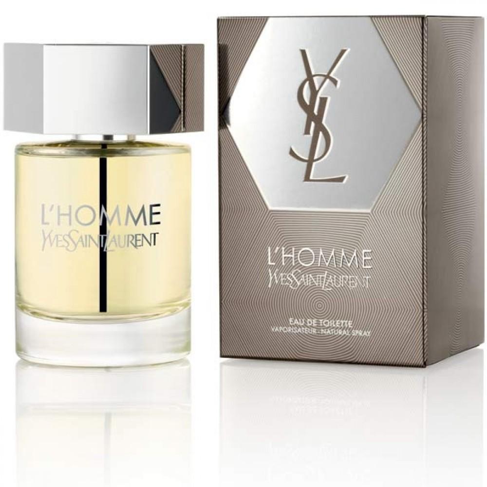 Yves Saint Laurent L Homme 100 мл Новая