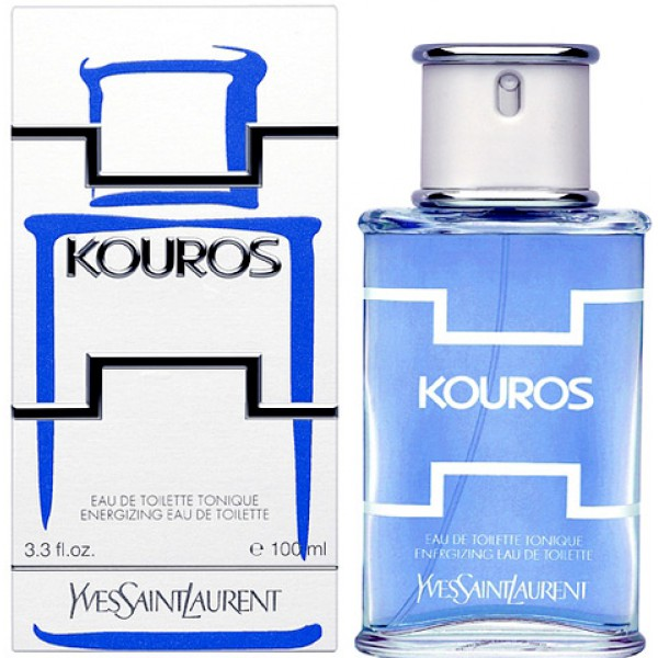 Yves Saint Laurent Kouros Energizing 100 ml Новый