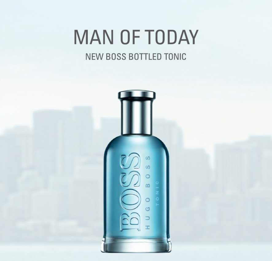 Hugo Boss Bottled Tonic 100 ml