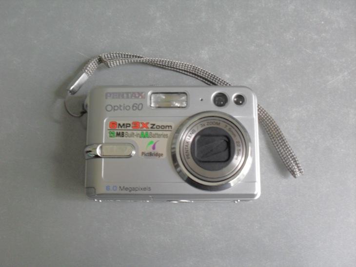 Фотоаппарат Pentax Optio 60